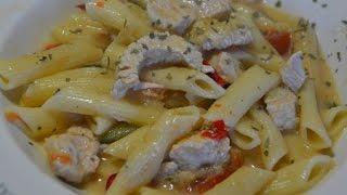 One pot Pasta poulet paprika au cookeo