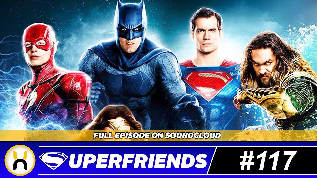 Justice League Stream Swesub