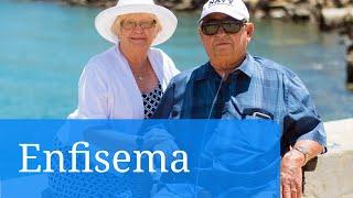 Enfisema Pulmonar. Síntomas Y Tratamiento De La Epoc