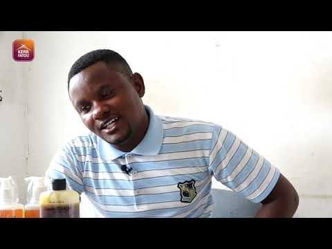 THE ENTREPRENEUR: Samuel Obanachi of Organic beauty care