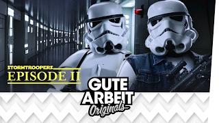 Stormtroopers: Die Jeansweste | Gute Arbeit Originals