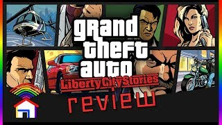 Grand Theft Auto: Liberty City Stories review - ColourShed