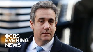 Trump instructed Michael Cohen to lie to Congress, according to report