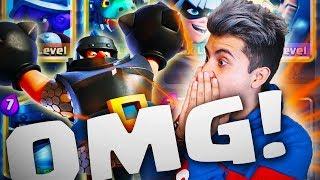 ¡¡MEGACABALLERO (MegaVaca) IMPARABLE  ANTI-META!! | ¿BEST DECK Clash Royale? [YoSoyRick]