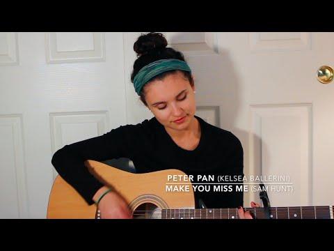 Peter Pan/Make You Miss Me (cover mashup)