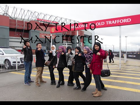 Day Trip to Manchester