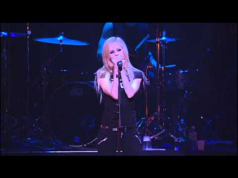 Avril Lavigne - Anything but Ordinary Live [HD]