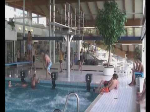 "Freestyle - und ""Splash""diving im Kempener Aqua'sol"