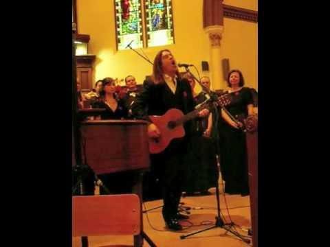 Mother's Cross, Alan Doyle, Cantus Vocum Chamber Choir Remembrance Day Concert, St. John's