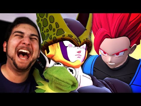 THIS IS HILARIOUS!! Also I MIGHT be Going Insane | Kaggy & Kermit React to Cell VS Shallot