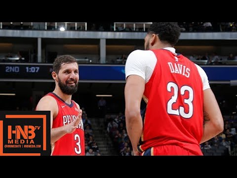 New Orleans Pelicans vs Sacramento Kings Full Game Highlights / March 7 / 2017-18 NBA Season
