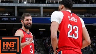 New Orleans Pelicans vs Sacramento Kings Full Game Highlights / March 7 / 2017-18 NBA Season