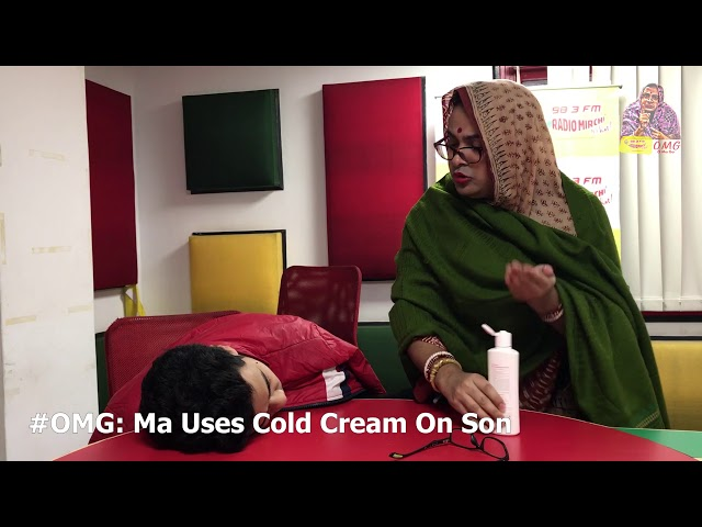 OMG - O Maa Go - S02E08 - Maa Uses Cold Cream on Son