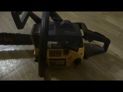 Cool chainsaw dependability upgrade