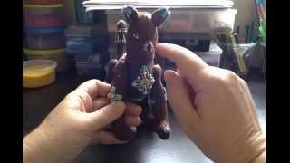 Brinqueda Gatinho com missanga(котенок, расшитый бисером)