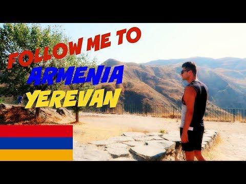 CABIN CREW ✈ ARMENIA YEREVAN ✈ VLOG