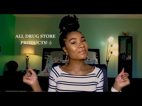 My Go To Makeup Routine/Tutorial! DRUG STORE PRODUCTS thumbnail