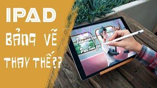 「VẼ ĐIÊN TỬ」▷Mua Ipad để vẽ digital painting? Xem video này trước khi mua/ #Limzimart #procreate