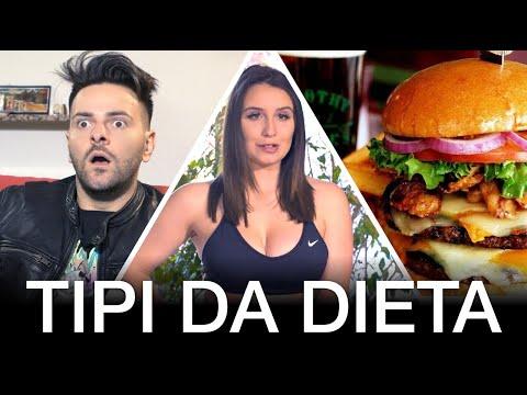 TIPI DA DIETA - PARODIA - iPantellas