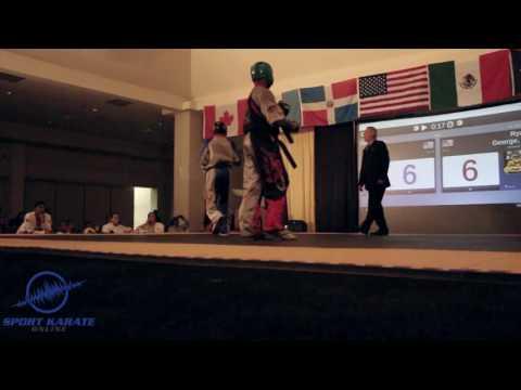 Willie Hicks vs Ryan George | YELLOW ROSE INTERNATIONALS | MEN