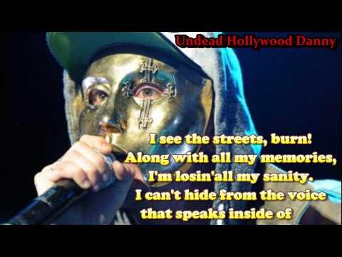 Hollywood Undead - Street Dreams Lyrics FULL HD (Original New Version)