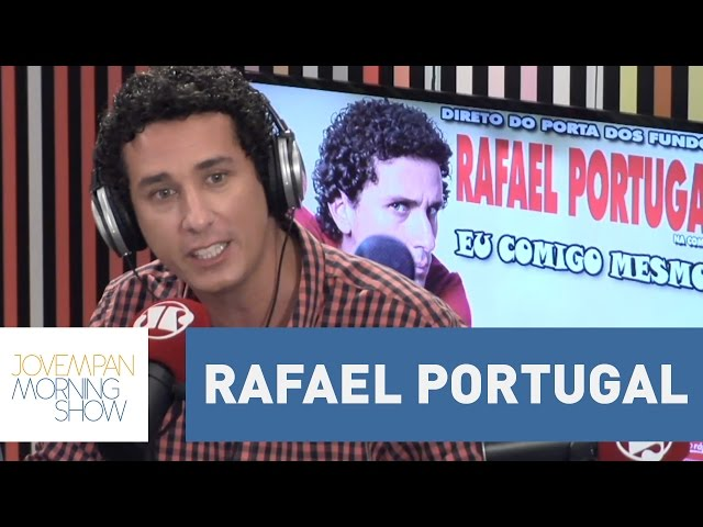 Rafael Portugal - Morning Show - 07/04/17
