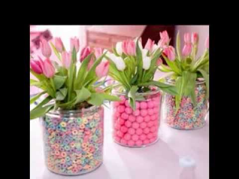 Cute Baby Shower Flower Arrangement Ideas   YouTube