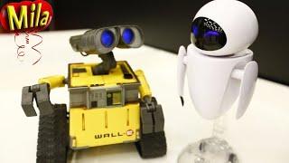 Империя Роботов Крутые Игрушки VR Игры Выставка Робототехники для детей