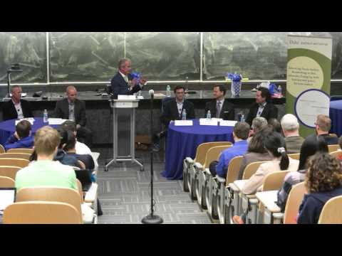 Tom Shircliff Speaks at Duke University Energy Initiative Envision Charlotte Panel