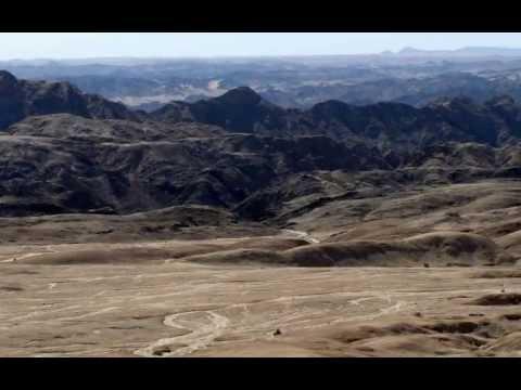 Namibia - Desert, mineral mine and Swakopmund