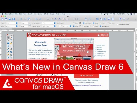 Canvas Draw 6 for macOS | Canvas GFX