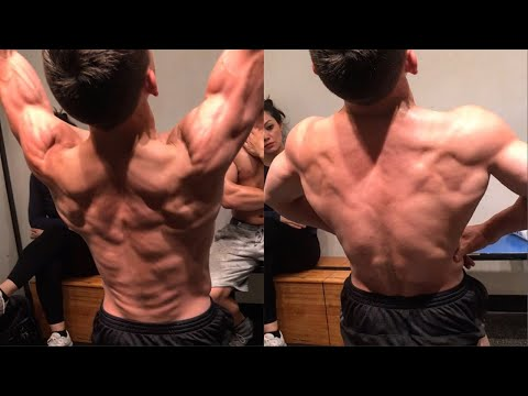 THE ULTIMATE BACK WORKOUT    TRISTYN LEE