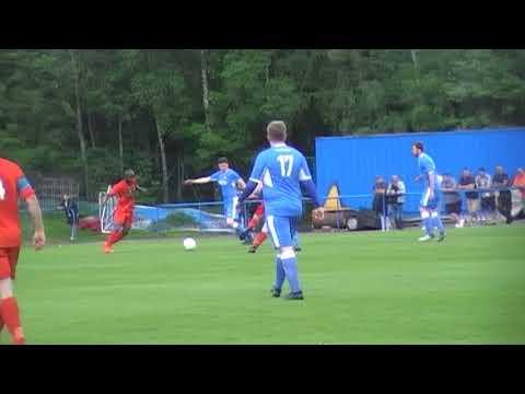 Newtongrange v Penicuik 21/5/18 - Goals and saves - Fife & Lothians Cup Semi final