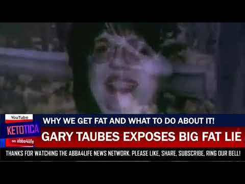 Download Gary Taubes Exposes Big FAT Lie!