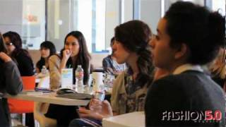 Fashion 5.0 Magazine panel at FIDM San Diego 1/12/12 Thumbnail