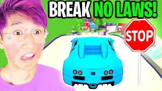 Can We Play ROBLOX ADOPT ME Without BREAKING LAWS!? (IMPOSSIBLE)