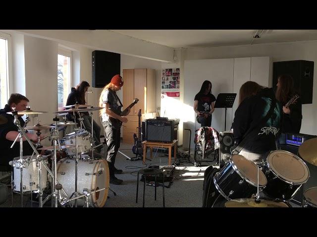 VEIL OF IGNORANCE - Eternal Crusade [Live Rehearsal]