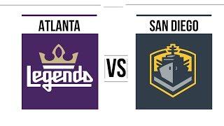 Atlanta Legends vs San Diego Fleet | AAF Football Week 2 Full Game Highlights |