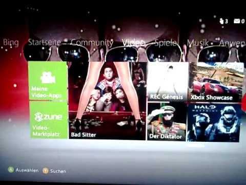 """Kostenlos """"Xbox Live Gold"""" Mitglied werden, hier das Video wie es geht ( ERSTES TUTORIAL ) 2012"""
