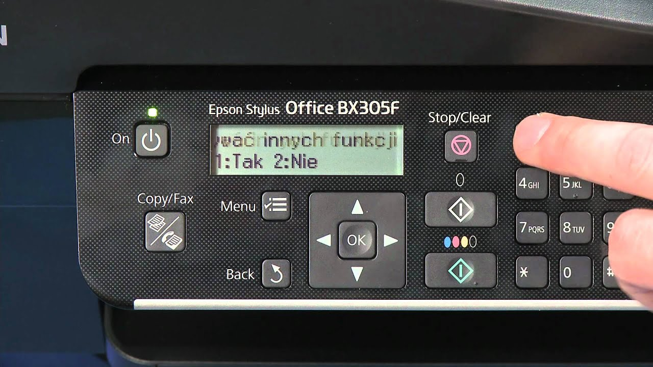 EPSON OFFICE BX305FW DRIVERS PC