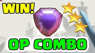 OP Combo and strategy from TH13 in Legends - Raids and Trophy Pushing - Clash of Clans