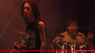 Video Revenge The Fate - Continous (HD) // live in Hammersonic 2018 // Jakarta // Indonesia download MP3, 3GP, MP4, WEBM, AVI, FLV Oktober 2018
