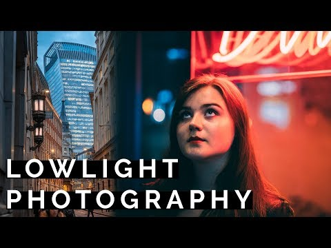 LOW LIGHT PHOTOGRAPHY TIPS | Photography Tutorial