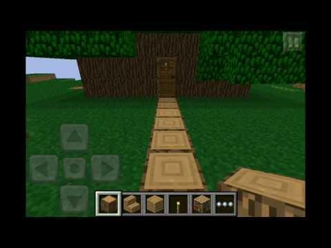 Minecraft Tutorial- Tree House (P.E.)