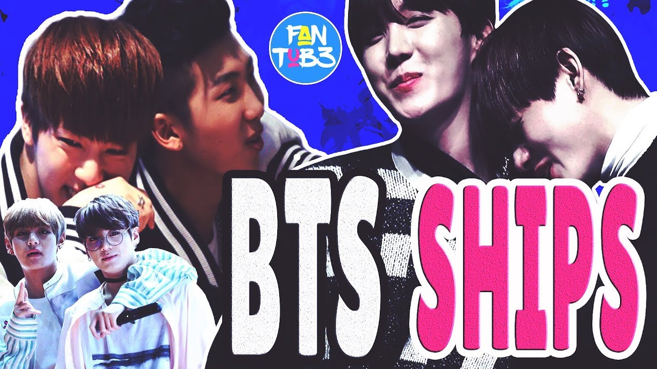 BTS SHIP NAMES/ BTS NOME DOS SHIPS