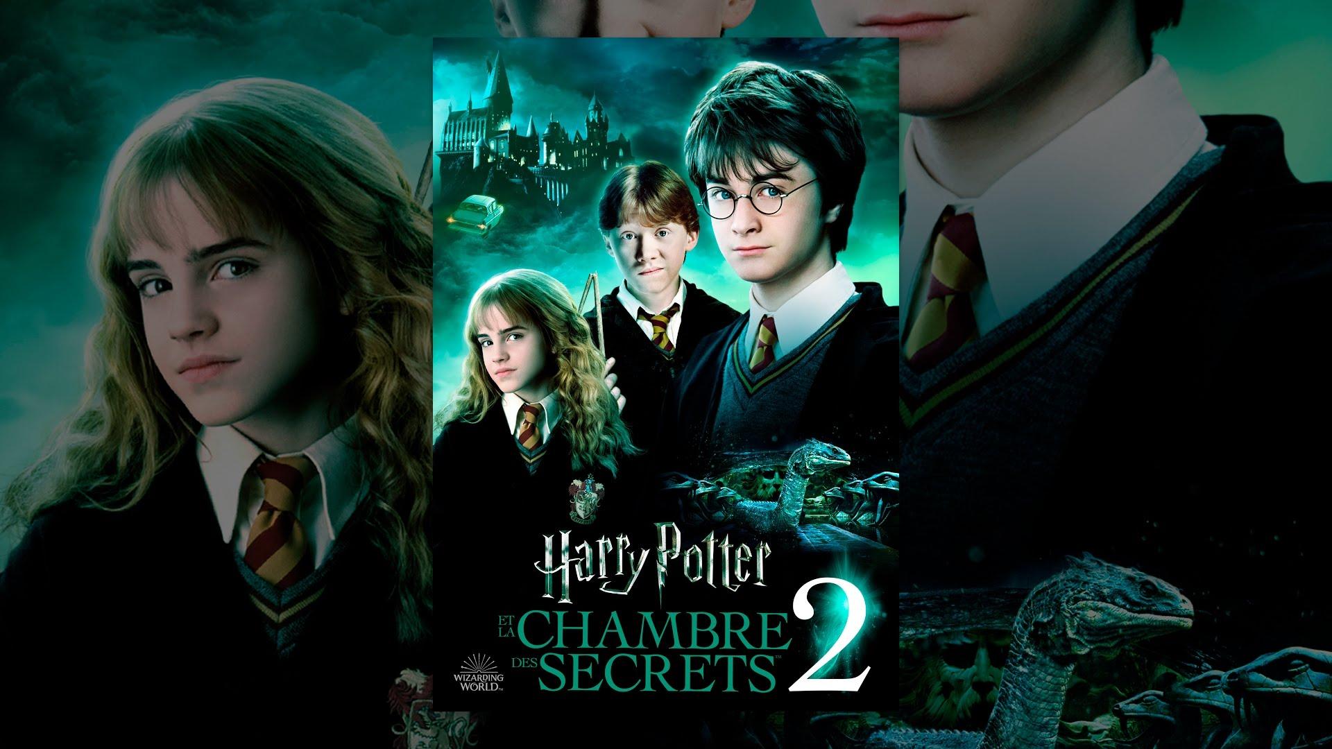 Harry potter et la chambre des secrets vf youtube - Harry potter la chambre des secrets streaming vf ...