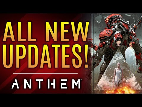 """EA """"Still Committed to 7-10 Years of Anthem""""...Wait What?  Anthem News Update"""