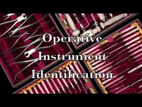 Operative Instruments