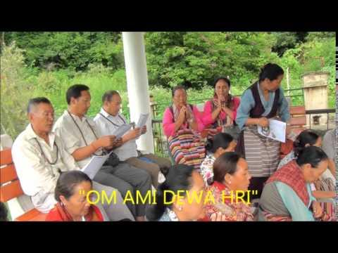 Om Ami Dewa Rhi