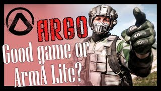 Argo: Competitive Bohemia shooter or ArmA Lite?
